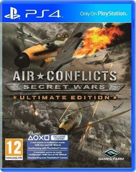 Air Conflicts Secret Wars Ultimate Edition PS4