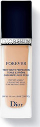 Dior Diorskin Forever Fluid Foundation SPF35 023 Peach 30ml