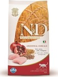 N&D Chicken & Pomegranate Low Grain Adult 10kg