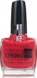 Maybelline Forever Strong Pro 490 Hot Rose Salsa