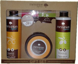 Messinian Spa Gift Set 7