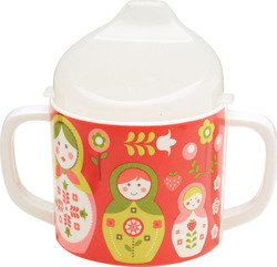 Sugar Booger Sippy Cup Matryoshka Doll