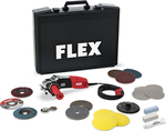 Flex LE 14-7 125 INOX Set
