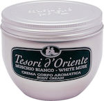 Tesori d'Oriente White Musk Body Cream 300ml