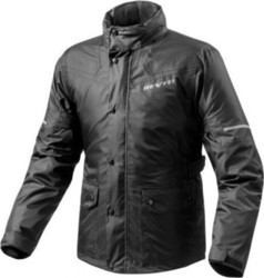 Rev'IT Rain Jacket Nitric 2 H2O Black