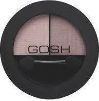 Gosh Eye Shadow Duo 001 Brown Base