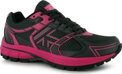 Karrimor Trail Run 2 216201-Charcoal/Pink