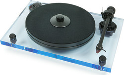 Pro-Ject Audio 2 Xperience Primary Acryl Blue