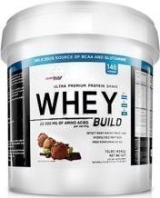Everbuild Whey Build 4540gr Chocolate Ice Cream