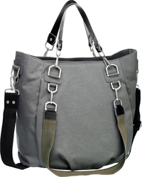 Laessig Mix 'n Match Bag, Anthracite