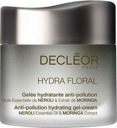 Decleor Hydra Floral Anti-polllution Hydrating Gel-cream 50ml