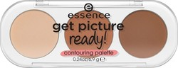 Essence Get Picture Ready! Contouring Palette 10 Get In Shape 6.9gr