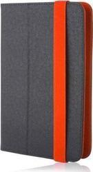 iNOS Universal Foldable Wrapper Black/Orange 7-8""
