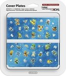 Nintendo Cover Plate 030 Pokemon Super Mystery Dungeon New 3DS