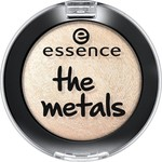 Essence The Metals Eyeshadow 07 Vanilla Brilliance