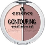 Essence Contouring Eyeshadow Set 01 Mauve Meets Marshmallows