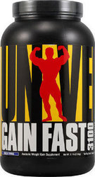 Universal Nutrition Gain Fast 3100 2300gr Chocolate Shake