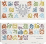 Nintendo Cover Plate MH4U New 3DS