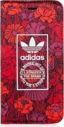 Adidas Booklet Wallet Bohemian Red Κόκκινο (iPhone 7)