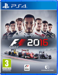 F1 2016 (Limited Edition) PS4