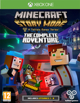 Minecraft Story Mode A Telltale Games Series (The Complete Adventure) XBOX ONE