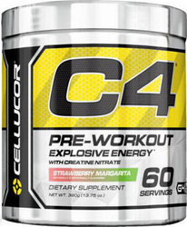 Cellucor C4 60 servings 390gr Πορτοκάλι