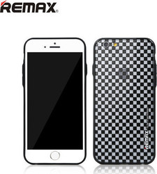 Remax Back Cover Μοτίβο Gentleman Chess (iPhone 6/6s)