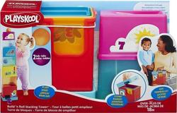 Playskool Build 'n Roll Stacking Tower