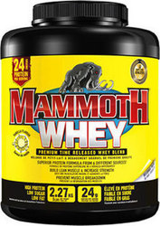 InterActive Nutrition Mammoth Whey 2270gr Βανίλια