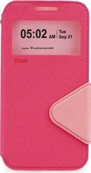 Roar Fancy Diary Ροζ (iPhone 7)