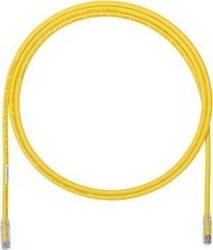 Panduit U/UTP Cat.6 Cable 5m Κίτρινο (NK6PC5MYLY)