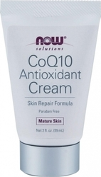 Now Foods CoQ10 Antioxidant Cream Age Defying 59ml