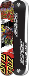 Santa Cruz Allstar XX Chris Roach Decal Snowboard