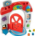 Fisher Price Laugh & Learn: Smart Stages - Εκπαιδευτικό Σπίτι
