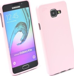 Mercury Jelly Light Pink (Galaxy A3 2016)