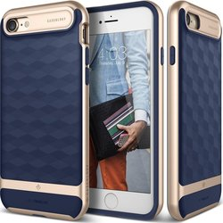 Caseology Parallax Series Navy Blue / Gold (iPhone 8/7)
