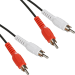 OEM Cable 2x RCA male - 2x RCA male 1.5m (Q023N)