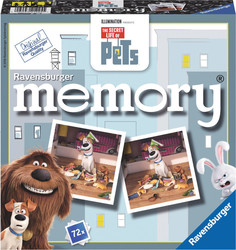 Ravensburger Memory: The Secret Life of Pets