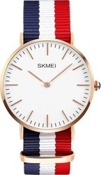 Skmei 1181 Blue-White-Red