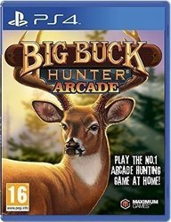 Big Buck Hunter PS4