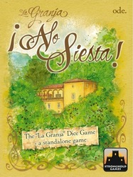 Stronghold Games La Granja: The Dice Game – No Siesta!