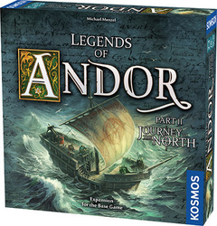 Kosmos Legends of Andor: Journey to the North