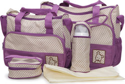 Moni Set Bags Stella Purple