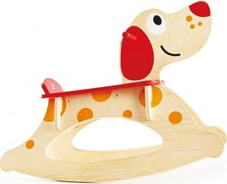 Hape Early Explorer Rocker Puppy Ride On