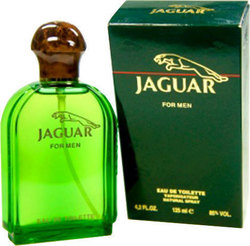 Jaguar for Men Eau de Toilette 125ml