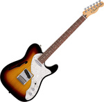 Fender Deluxe Tele Thinline 3-Color Sunburst