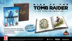 Rise of the Tomb Raider (20 Years Celebration Digibook Edition) PS4