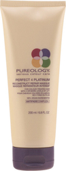 Fructis Pureology Perfect 4 Platinum Reconstructor Repair Mask For Color Treated Hair 200ml