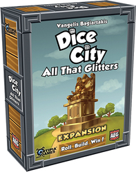 Artipia Dice City: All That Glitters