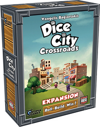 Artipia Dice City: Crossroads